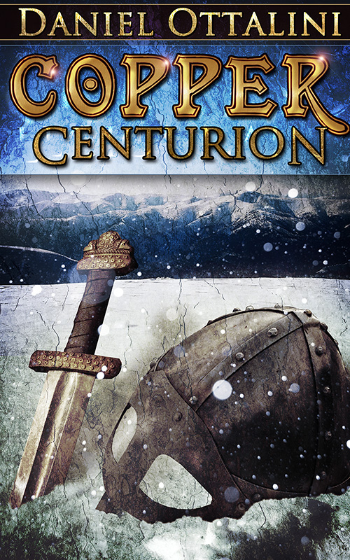 !Copper Centurion 800 Cover reveal and Promotional