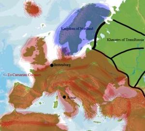 Rough Draft of Map