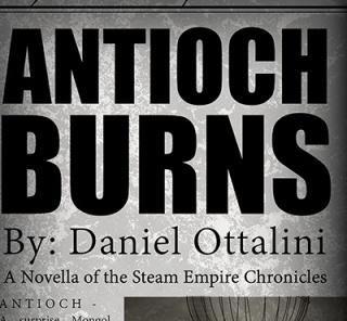 Antioch Burns Sneak Peak