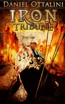 Iron-Tribune-800 Cover reveal and Promotional