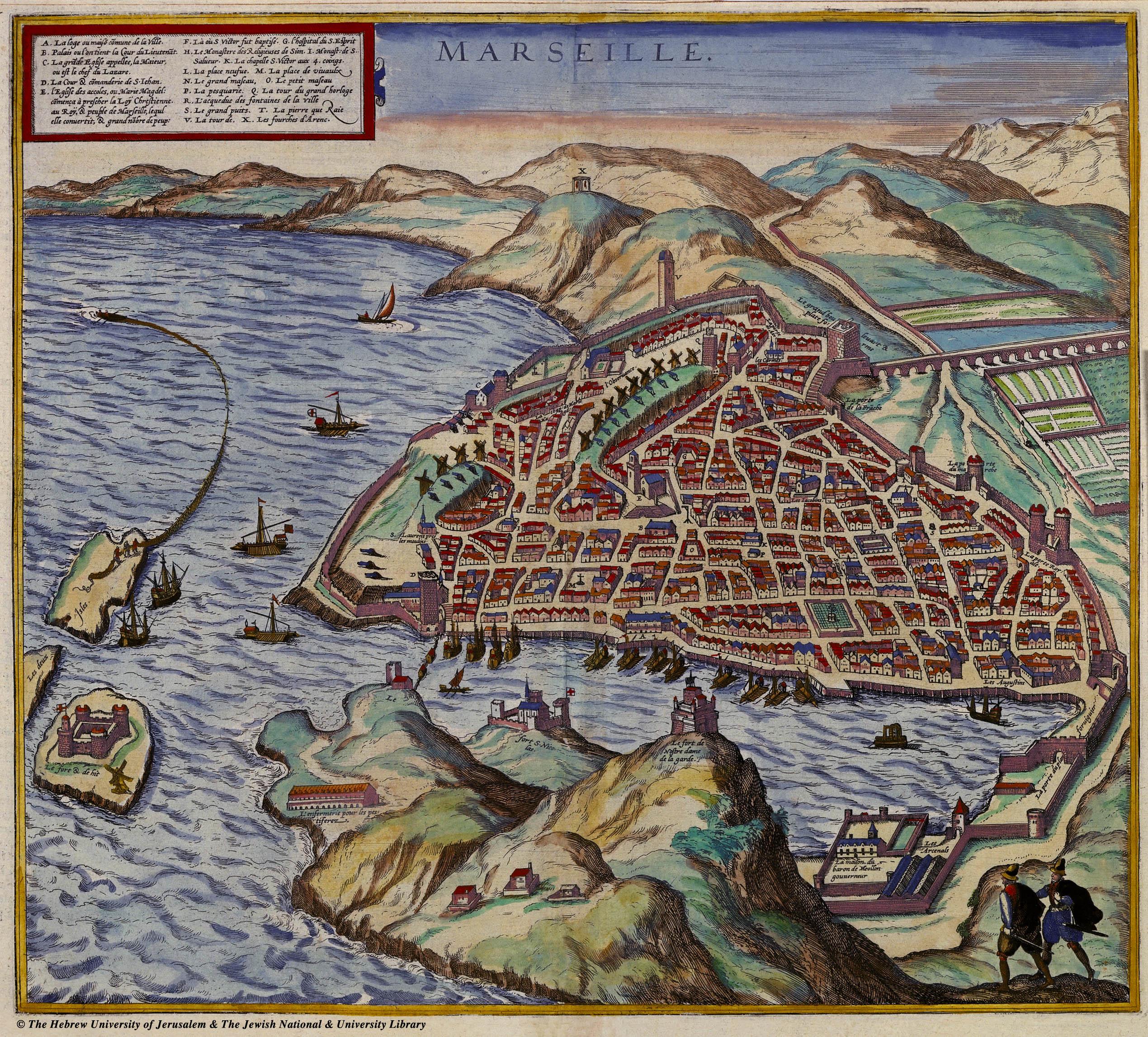 Marseille_en_1575