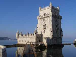 ancient architecture attraction belem tower